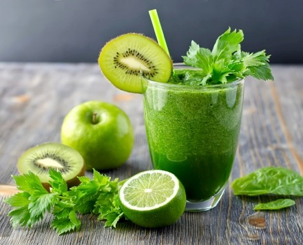 Kiwi Avocado Smoothie - Physio Direct NZ