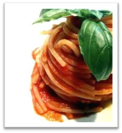 Pasta Al'Pomodoro - Physio Direct NZ