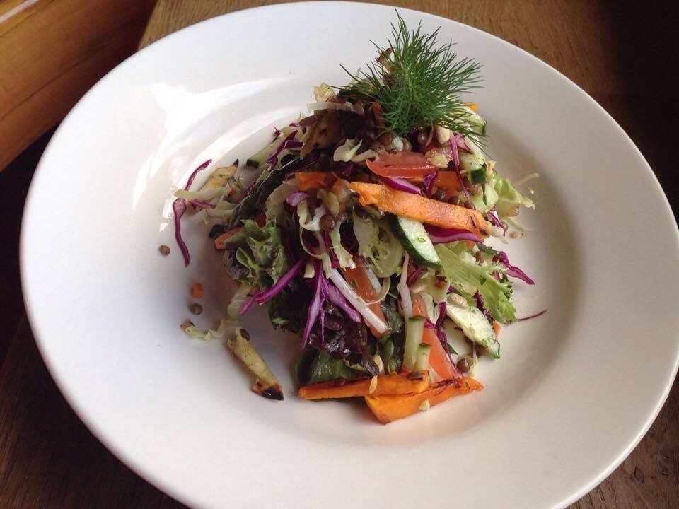 Thin lizzy s dynamic salad rural physio at your doorstep for Aroha new zealand cuisine menu