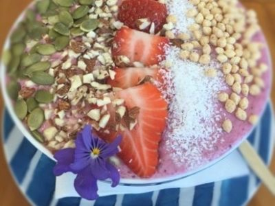 Mixed Berry Smoothie Bowl - Physio Direct NZ
