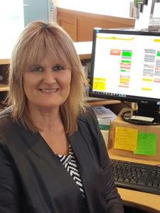Lynette Turner – Senior Receptionist - Physio Direct NZ