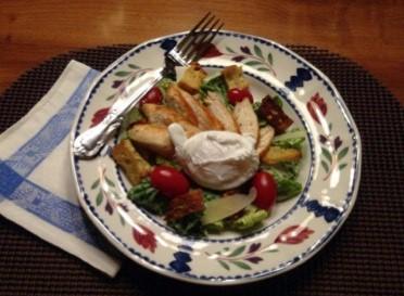 Homespun Caesar Salad - Physio Direct NZ
