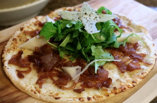 Blue Cheese and Caramelised Onion Pizza - Physio Direct NZ