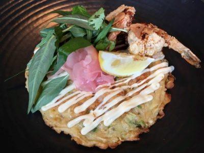 Japanese Pancake (Okonomiyaki) - Physio Direct NZ