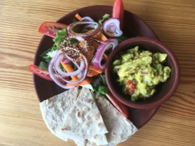 Grilled Avocado Guacamole - Physio Direct NZ
