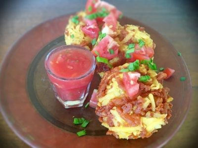 Sweet Potato & Cheese Fritters - Physio Direct NZ