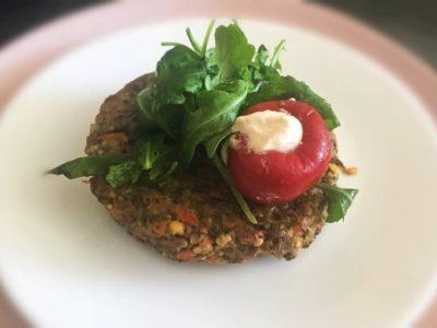 Mushroom & Lentil Veggie Burgers - Physio Direct NZ