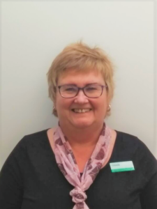 Glenda Baker –  Administrator  Belfast and Oxford - Physio Direct NZ
