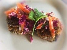 Vegan Red Cabbage and Carrot Patties - Physio Direct NZ