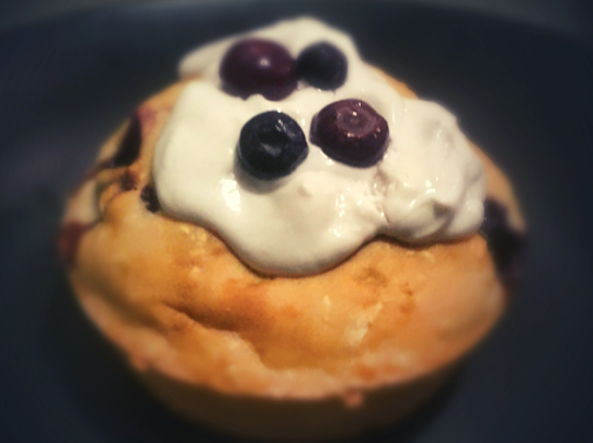 Blueberry & Coconut Muffins - Physio Direct NZ